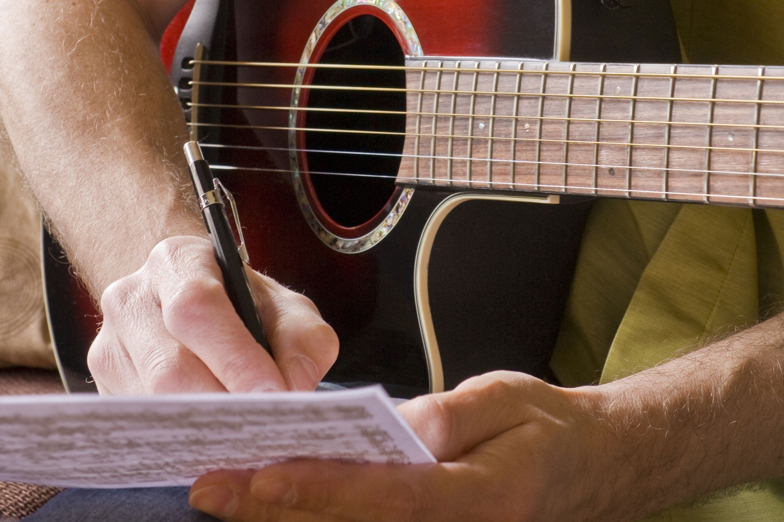 Sing & songwriting