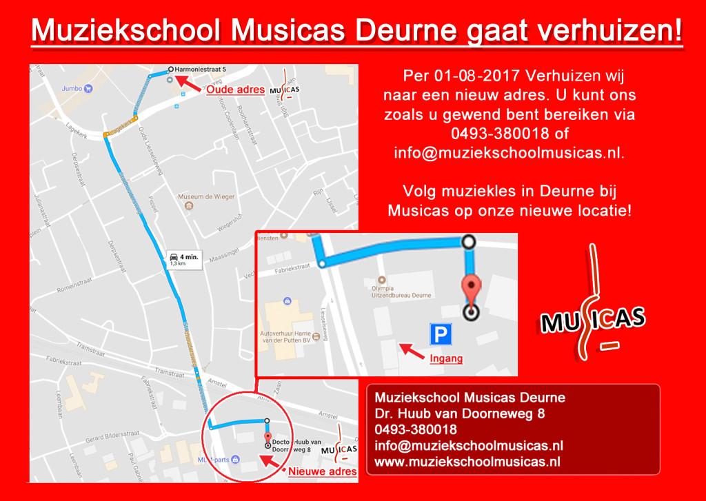 poster verhuizing Musicas