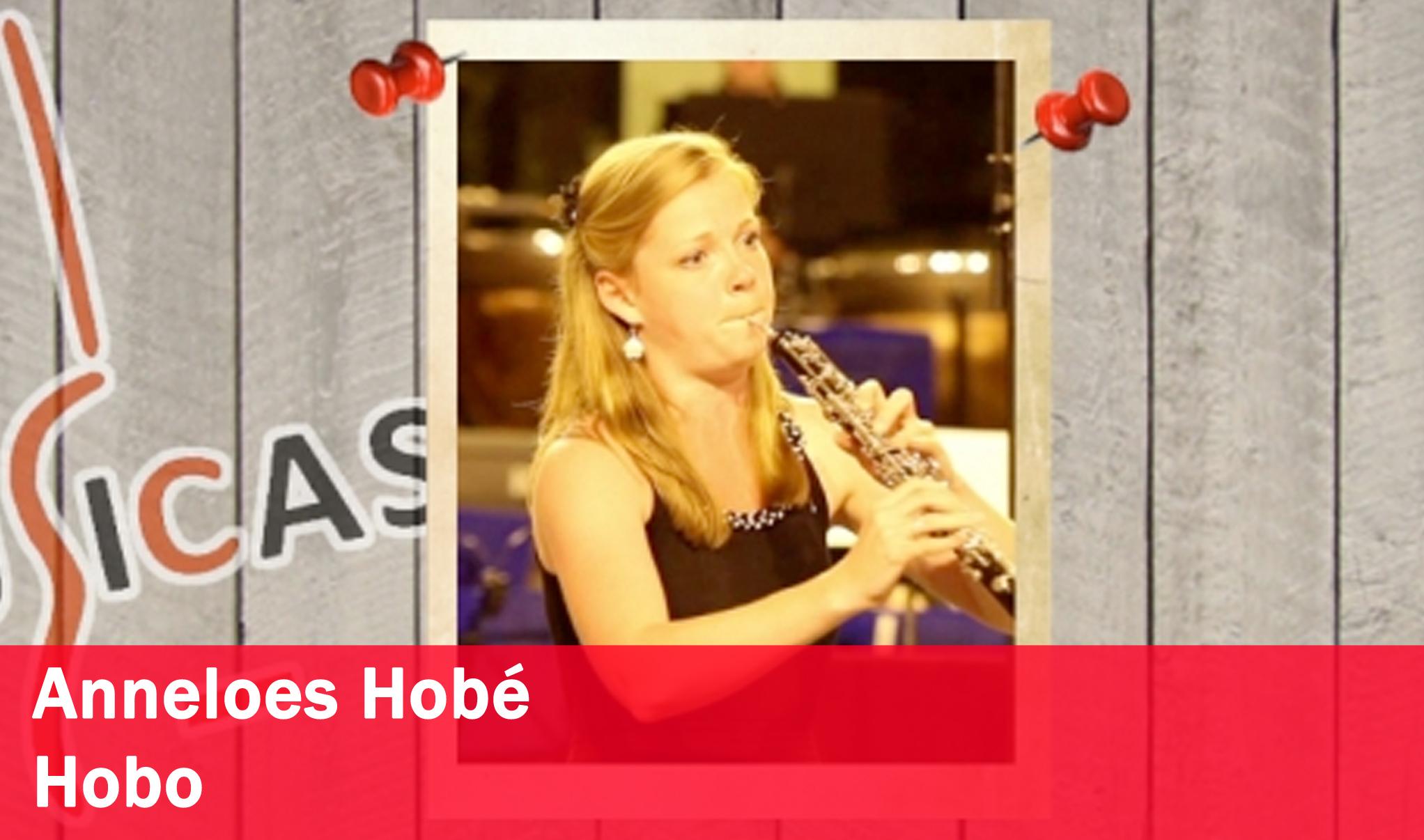 Anneloes Hobé <br>Hobo