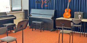 Muziekles Someren